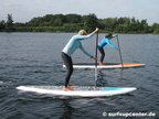 SUP Clinic Sonni Hönscheid 2013