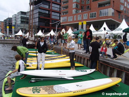 SUP Worldcup Hamburg