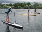 SUP Clinic Sonni Hönscheid 2014